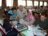 Atelier avec les enseignants sur la vision et la