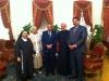 Rencontre du Père Antonios avec  le ministre de