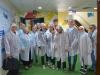Visite de l'usine Unilever  (1ère et 2ème